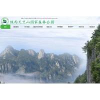 旅游网站模板制作案例